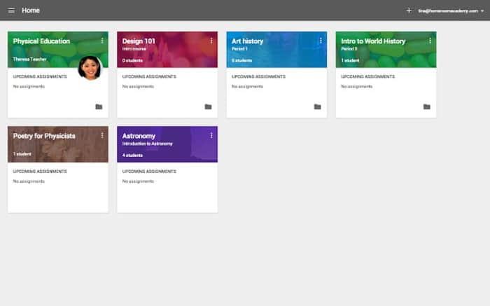 01. Google-Classroom-Screenshot