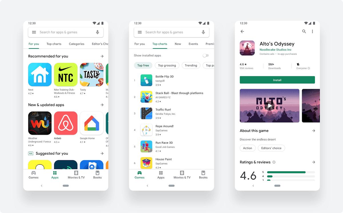 01.Google Play Store