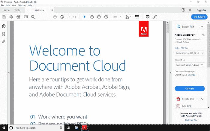 Adobe Acrobat Reader DC_Screenshot (2)