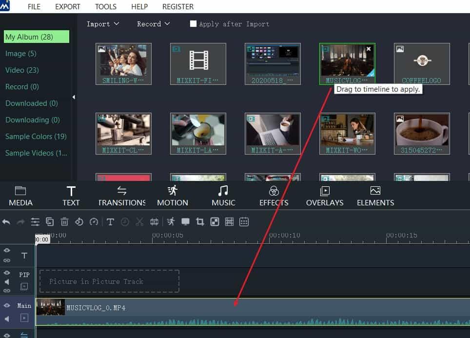 Winodw_Movie_Maker-Screenshot (2)