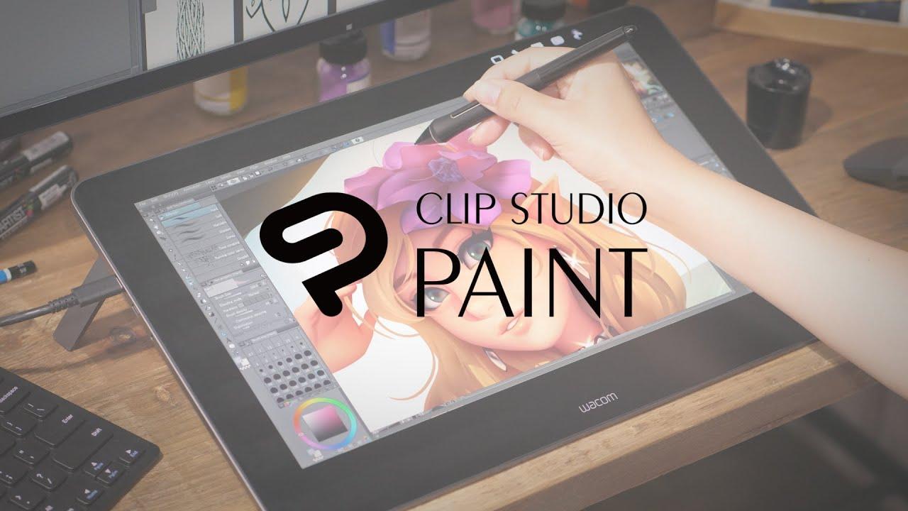 Clip Studio intro