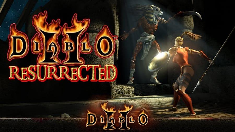 Diablo2 resurrected_Screenshot_03